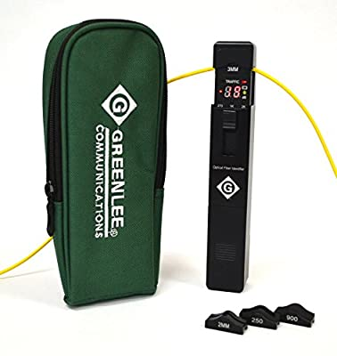 Greenlee FI-100-KIT Fiber Identifier Kit