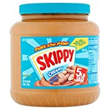 Skippy Peanut Butter Creamy, protein in each serving to fuel your day