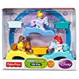 Fisher Price Little People Klip Klop Princesses Set - Disney Princess