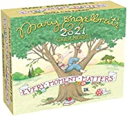 Mary Engelbreit 2021 Day-to-Day Calendar: Every Moment Matters