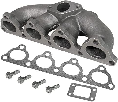 Civic//Integra D15//D16 T3 Turbo Ss Manifold With External Wastegate Flange Port