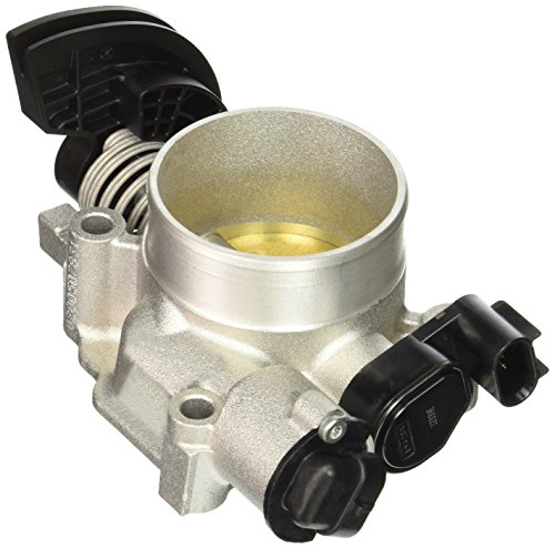 ACDelco 17202005 GM Original Equipment Multi-Port Fuel Injection Throttle Body Assembly