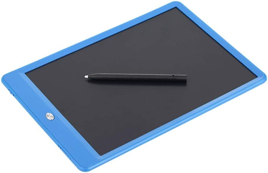 ROIY LCD Tablet Childrens Painting Graffiti Electronic Tablet Drawing Board Drawing Board 10-inch Monochrome Handwriting Electronic Drawing Tablet Writing Pad Harmless to Eyes