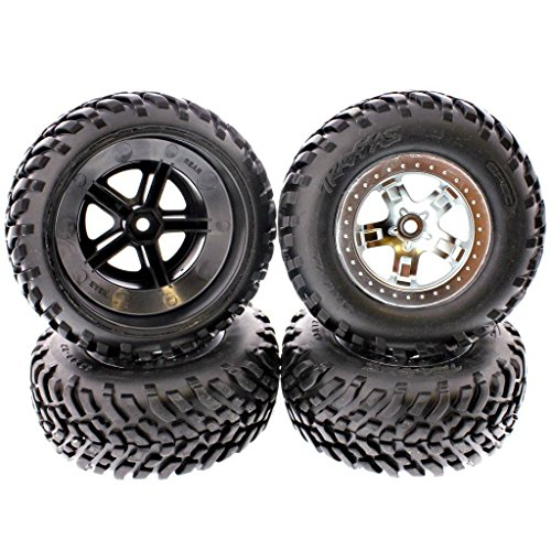 TRAXXAS SLASH FRONT TIRES PERFORMANCE 5873 product image