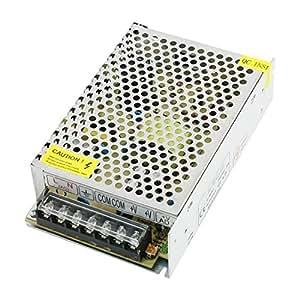 S-80-12 Tira de luz LED Fuente de alimentación conmutada AC110 / 220V DC12V 6.5A
