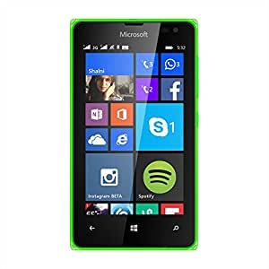 Microsoft Lumia 532 Dual Sim 8GB Color blanco - Smartphone (SIM doble, Windows Phone, MicroSIM, GPRS, GSM, WCDMA, Micro-USB B)