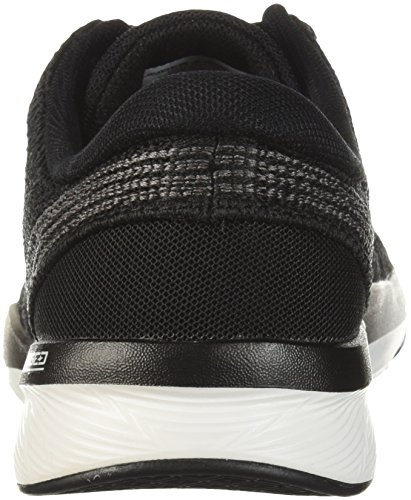 Armour para 004 TR Threadborne Under Negro Zapatillas W UA Push Black de Mujer Deporte dXxzq1nOx