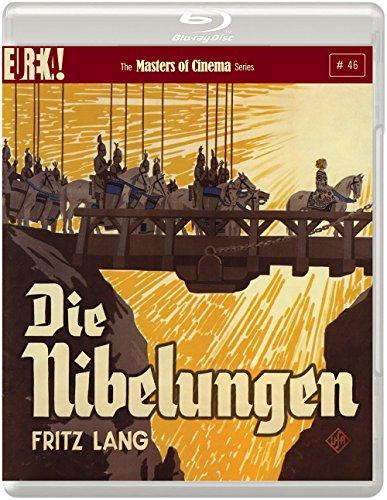 (DIE NIBELUNGEN (Masters of Cinema) (BLU-RAY))