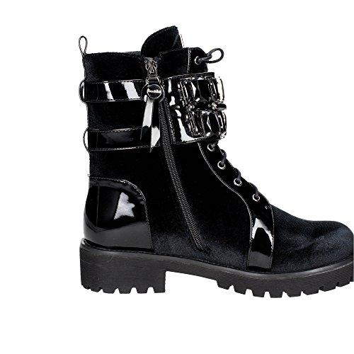 20 4116 Black Boots Braccialini Women 5aqB8vywT