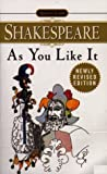 As You Like It, William Shakespeare, 0451526783