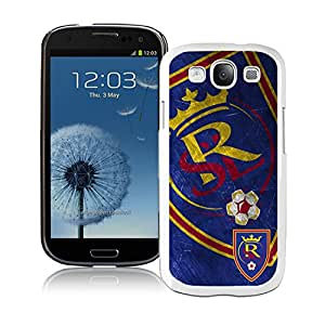 Fashionable And Antiskid Designed Samsung Galaxy S3 Case MLS Real Salt Lake Samsung Galaxy S3 I9300 Case Cover 06 White