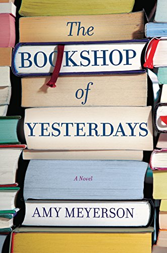 The Bookshop of Yesterdays cover