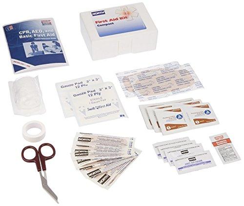 Honeywell 019733-0020L Compact First Aid (General Purpose Burn Kit)