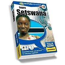 Talk Now! Learn Setswana: Beginning Level (PC & Mac)