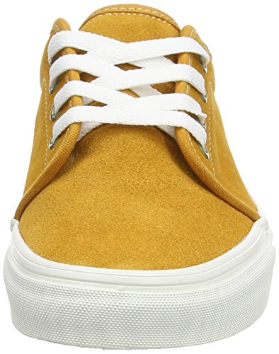 VansU 106 VULCANIZED VINTAGE - Zapatillas Unisex adulto naranja - Orange ((Vintage) inca gold/blanc)