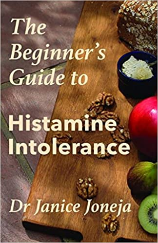 The beginners guide to histamine intolerance amazon dr the beginners guide to histamine intolerance amazon dr janice joneja hannah lawrence 9781521841181 books forumfinder Images