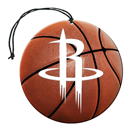 NBA Houston Rockets Auto Air Freshener, 3-Pack