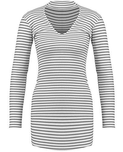 Buy french bardot mini dress - 9