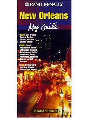 Rand McNally New Orleans Map Guide