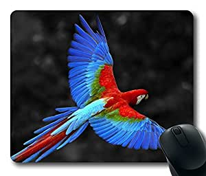 Parrot 5 Mouse Pad Desktop Laptop Mousepads Comfortable Office Mouse Pad Mat Cute Gaming Mouse Pad by runtopwell