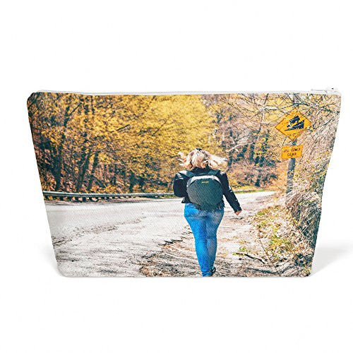 Westlake Art - Road Tree - Pen Pencil Marker Accessory Case - Picture Photography Office School Pouch Holder Storage Organizer - 125x85 inch (FB578)