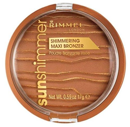 Rimmel Viso Bronzer Terra Sunshimmer - 20 Gr 3607349260170