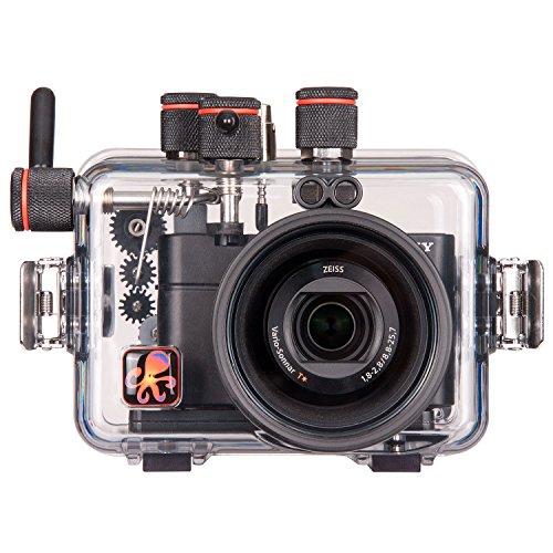 Sony Cyber-Shot RX100 IV Compact Underwater Digital Camera Housing by Ikelite 6116.14