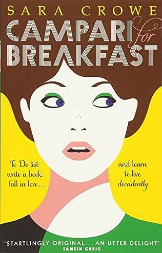 book cover of Campari for Breakfast