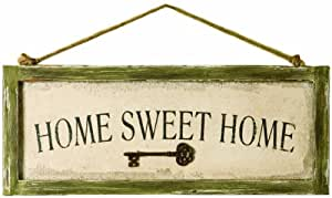 Wilco Imports   Decorative Wood Sign Home Sweet Home