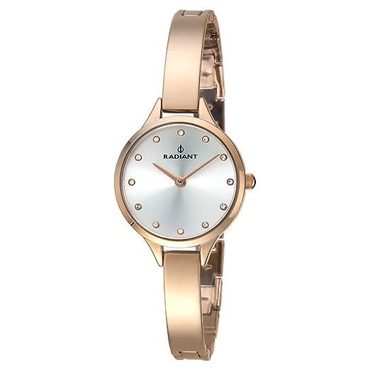 Reloj Radiant mujer New Riviera [AB4889] - Modelo: RA440203: Amazon.es: Relojes