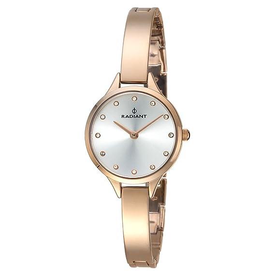 Reloj Radiant mujer New Riviera [AB4889] - Modelo: RA440203: Radiant New: Amazon.es: Relojes