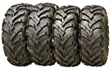 Set of 4 New ATV/UTV Tires 24x8-12 Front & 24x9-11 Rear /6PR P341 -10151/10153 …