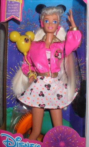 Disney Fun Barbie 2nd Edition 1994 (Walt Disney Barbie)