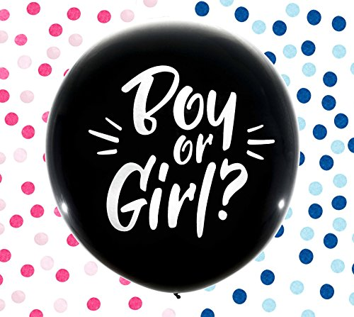 BIG REVEAL CO. Gender Reveal Balloon | 2 Giant 36