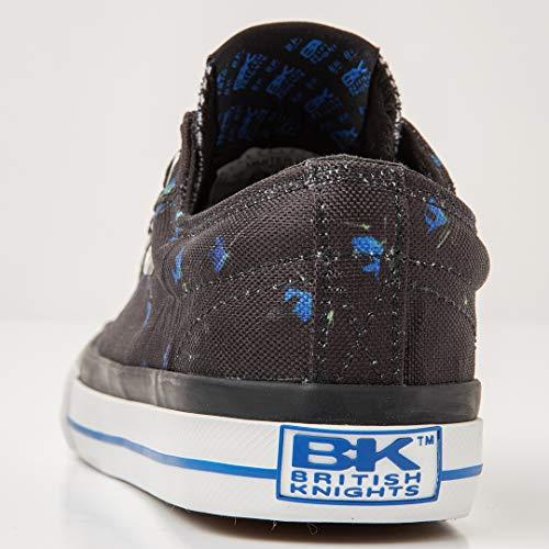 Donne Knights Bassa Master Lo British Sneakers tdwxBSqtY