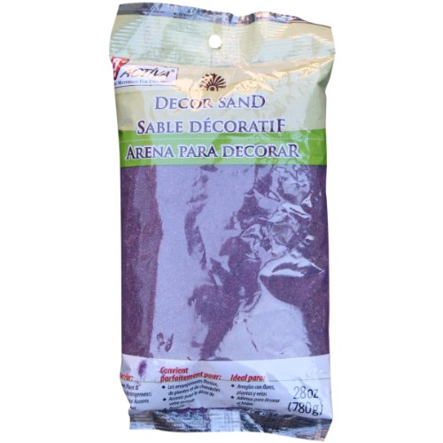 ACTIVA D%C3%A9cor Sand 28 Ounce Purple product image