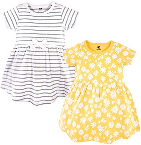 Night Blooms Hudson Baby Girl Toddler Dress 2-Pack