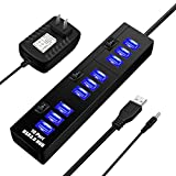 USB Hub 3.0 ELEGIANT High Speed 10 Port USB Data Hub (Small Image)