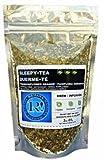 SleepyTea Sleep-Aid Passion Flower Lavender Orange Herbal Tea 3oz 40 cups