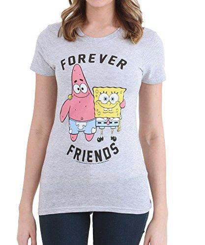 Forever Juniors T-shirt (Spongebob Forever Friends Juniors)