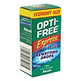 opti free express - Opti-Free Express Rewetting Drops, .2/3-Ounce Bottles (Pack of 3)
