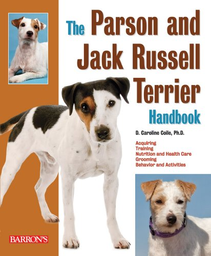 The Parson and Jack Russell Terrier Handbook (Barron's Pet ()