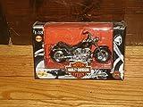 1998 Harley Davidson FLSTF Fat Boy Diecast Series 26