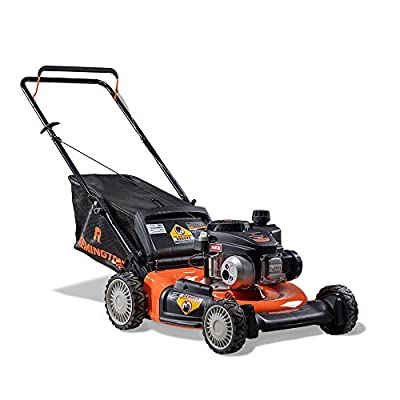 Remington Trail Blazer 21-Inch 2-in-1 Gas Push Lawn Mower