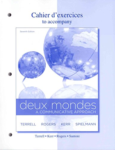 cahier-dexercices-to-accompany-deux-mondes-communicative-approach
