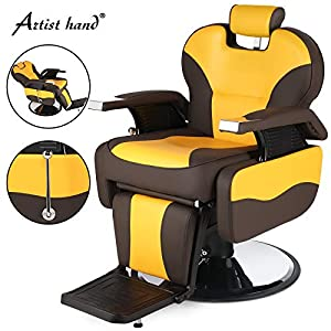 Buy Hydraulic Reclining Barber Chairs | Heavy Duty Salon Chair