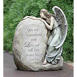 NapCo-Forever-in-Our-Hearts-Memorial-Angel-Garden-Statue-11