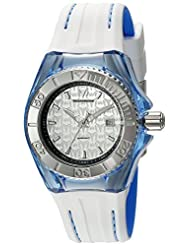 Technomarine Women's 'Cruise' Swiss Quartz Stainless Steel and Silicone Automatic Watch, Color:Two Tone (Model: TM-115158) by TechnoMarine