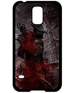 6053703ZA914454432S5 Discount Anti-scratch Case Cover Protective Bloodborne Wallpaper Big Case For Samsung Galaxy S5