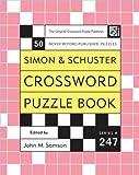Simon and Schuster Crossword Puzzle Book, , 0743251296